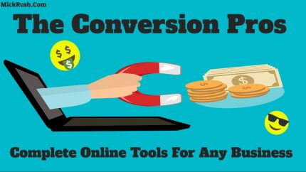 The Conversion Pros - Complete Online Tools For Any Business